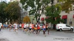Start der Eliteläufer beim Graz Marathon 2013