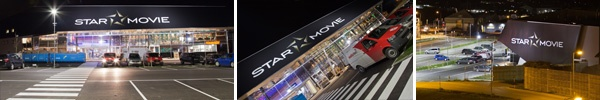 Star Movie Wels - Eröffnung