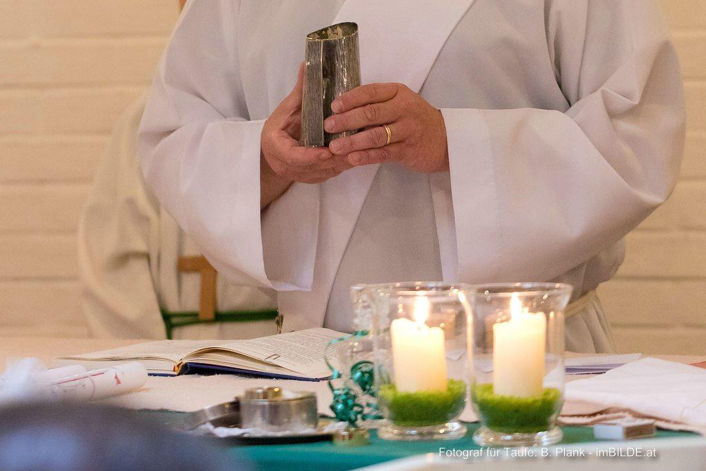Fotograf für Taufe und Tauffeier